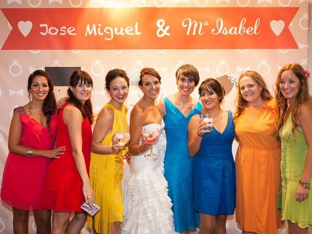 La boda de Jose Miguel y Isabel en Tomares, Sevilla 115