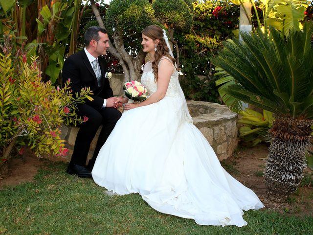La boda de Manuel y Esperanza en Tabernes Blanques, Valencia 8