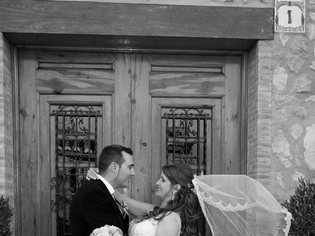 La boda de Manuel y Esperanza en Tabernes Blanques, Valencia 10