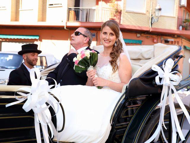 La boda de Manuel y Esperanza en Tabernes Blanques, Valencia 47