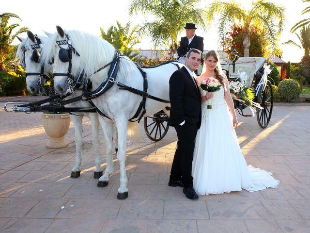La boda de Manuel y Esperanza en Tabernes Blanques, Valencia 55