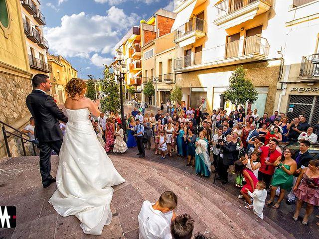 La boda de Raquel y Rafa en Montcada I Reixac, Barcelona 1