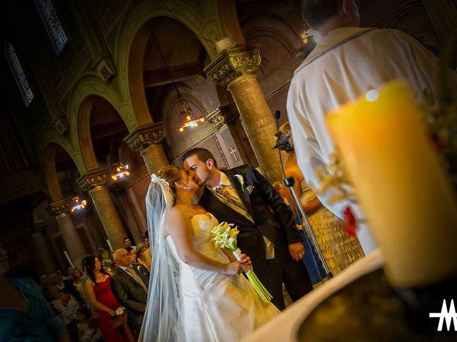 La boda de Raquel y Rafa en Montcada I Reixac, Barcelona 5