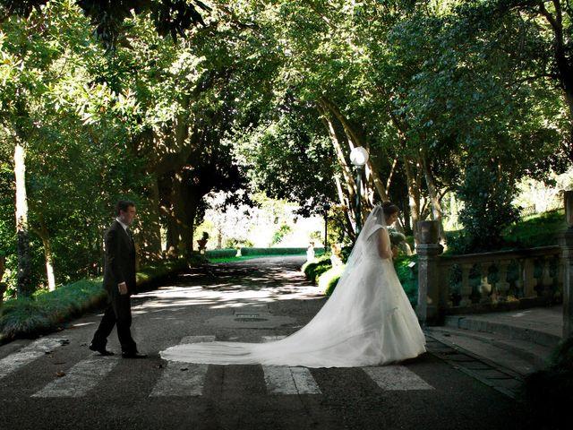 La boda de Manuel y Macarena en Moraña, Pontevedra 1