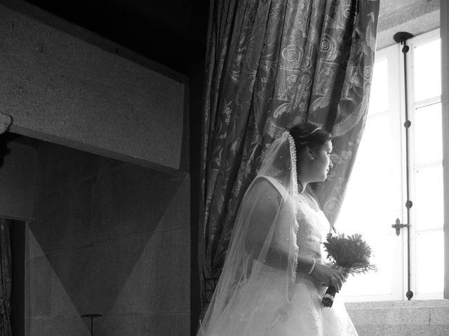 La boda de Macarena y Manuel