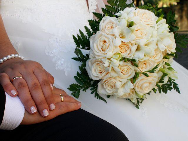La boda de Manuel y Macarena en Moraña, Pontevedra 2