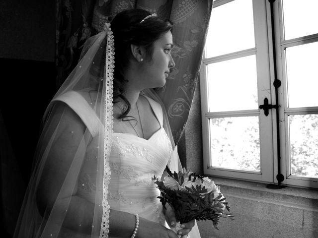 La boda de Manuel y Macarena en Moraña, Pontevedra 5
