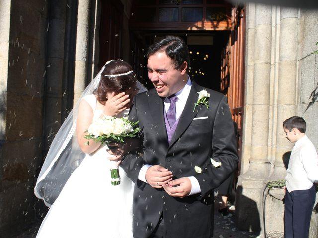 La boda de Manuel y Macarena en Moraña, Pontevedra 8