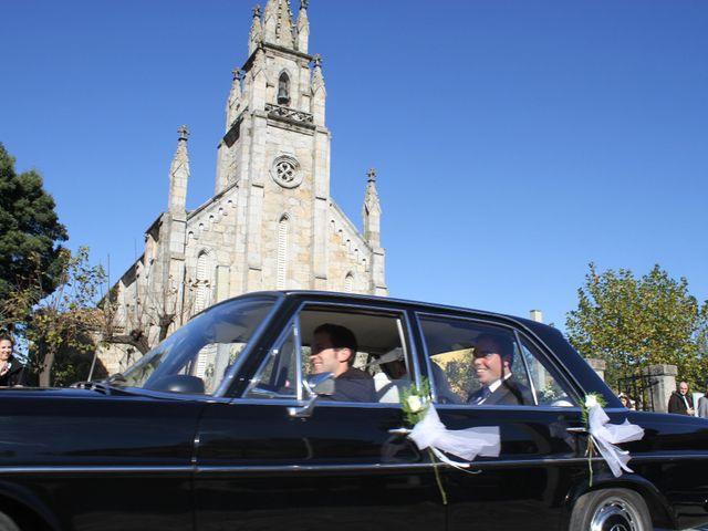 La boda de Manuel y Macarena en Moraña, Pontevedra 16
