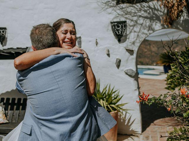 La boda de Lewis y Jenny en Guaro (Coin), Málaga 62
