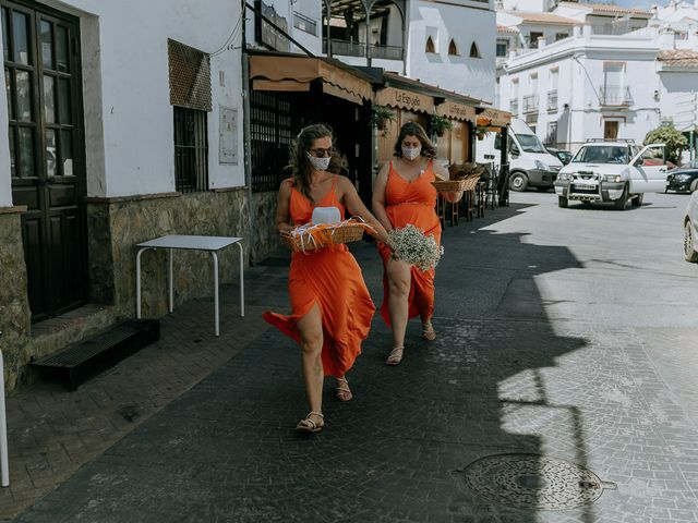 La boda de Lewis y Jenny en Guaro (Coin), Málaga 65