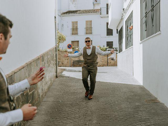 La boda de Lewis y Jenny en Guaro (Coin), Málaga 67