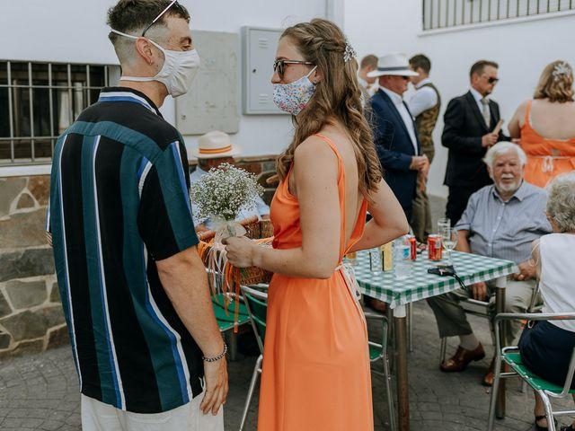 La boda de Lewis y Jenny en Guaro (Coin), Málaga 68