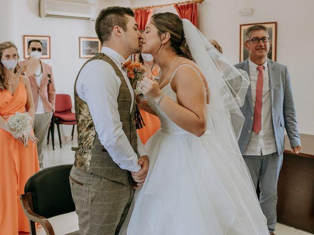 La boda de Lewis y Jenny en Guaro (Coin), Málaga 73