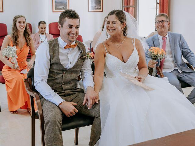 La boda de Lewis y Jenny en Guaro (Coin), Málaga 74