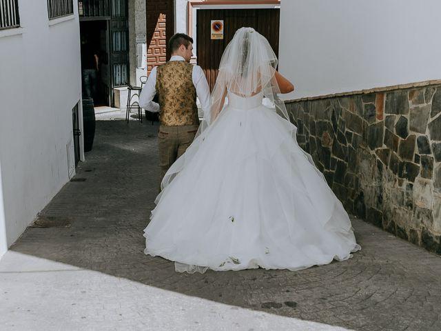 La boda de Lewis y Jenny en Guaro (Coin), Málaga 82