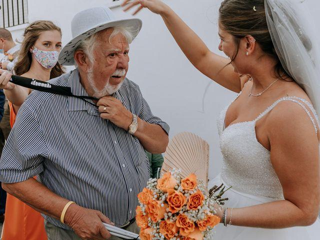 La boda de Lewis y Jenny en Guaro (Coin), Málaga 85