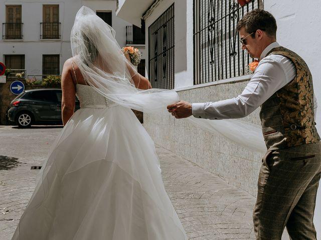 La boda de Lewis y Jenny en Guaro (Coin), Málaga 87