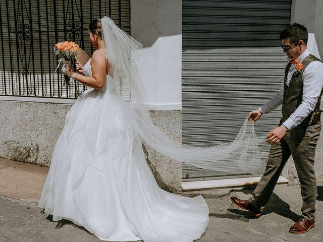 La boda de Lewis y Jenny en Guaro (Coin), Málaga 88