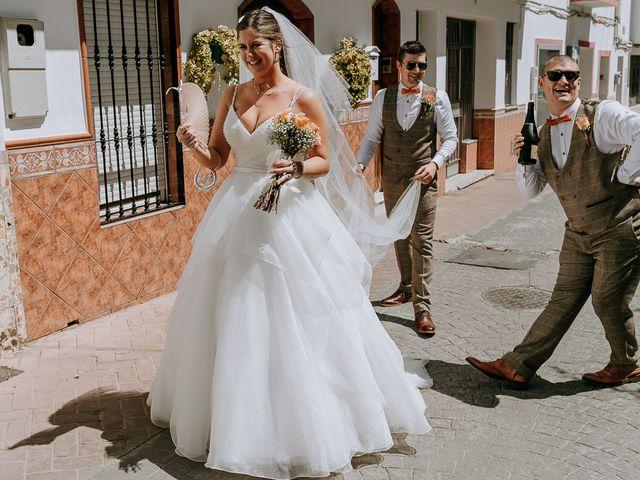 La boda de Lewis y Jenny en Guaro (Coin), Málaga 89