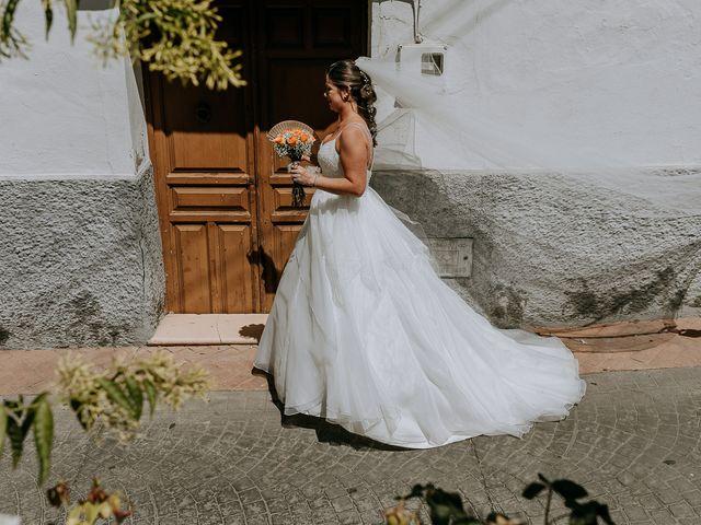 La boda de Lewis y Jenny en Guaro (Coin), Málaga 91