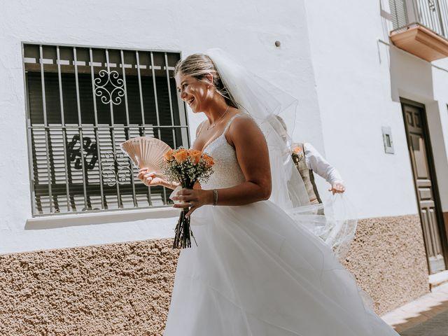 La boda de Lewis y Jenny en Guaro (Coin), Málaga 92