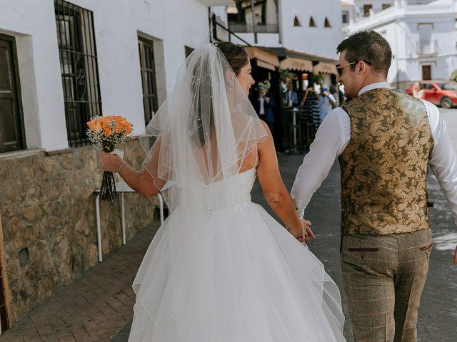 La boda de Lewis y Jenny en Guaro (Coin), Málaga 93