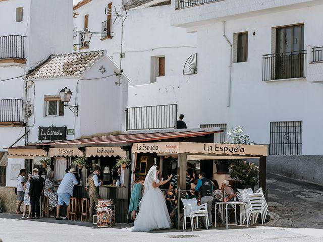 La boda de Lewis y Jenny en Guaro (Coin), Málaga 100