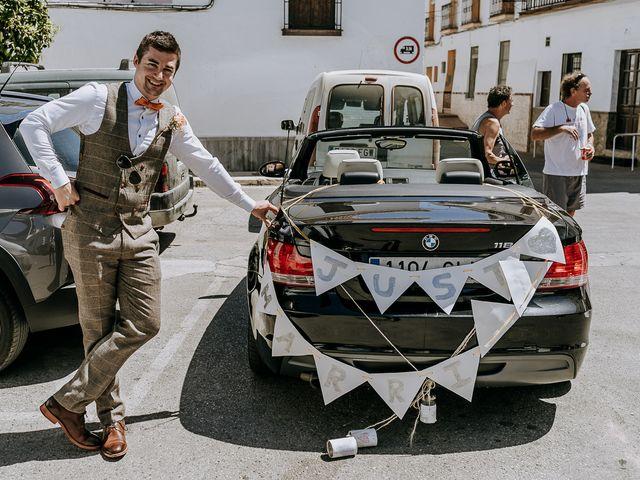 La boda de Lewis y Jenny en Guaro (Coin), Málaga 101