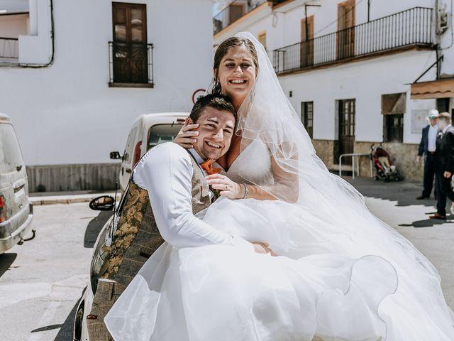 La boda de Lewis y Jenny en Guaro (Coin), Málaga 2