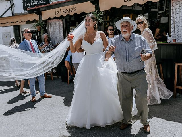 La boda de Lewis y Jenny en Guaro (Coin), Málaga 103