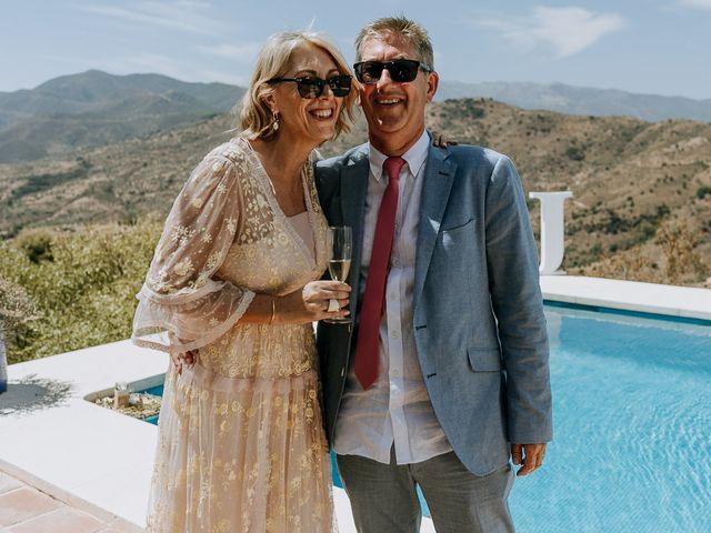 La boda de Lewis y Jenny en Guaro (Coin), Málaga 104