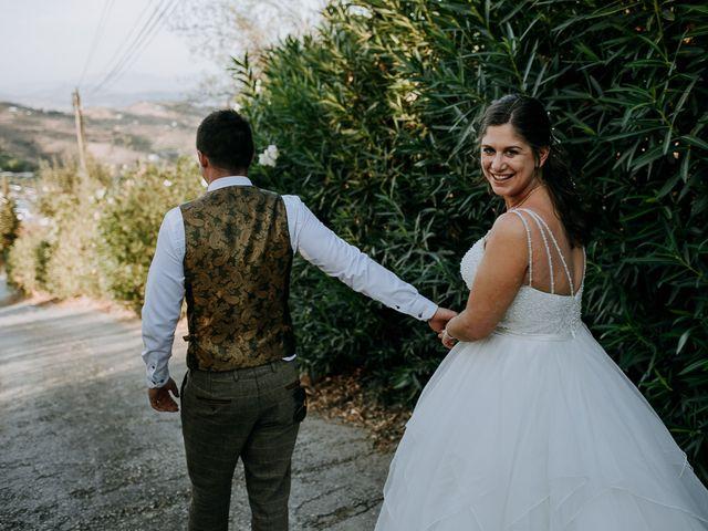 La boda de Lewis y Jenny en Guaro (Coin), Málaga 132