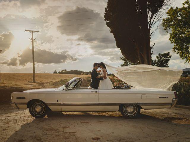 La boda de Alejandro y Evelin