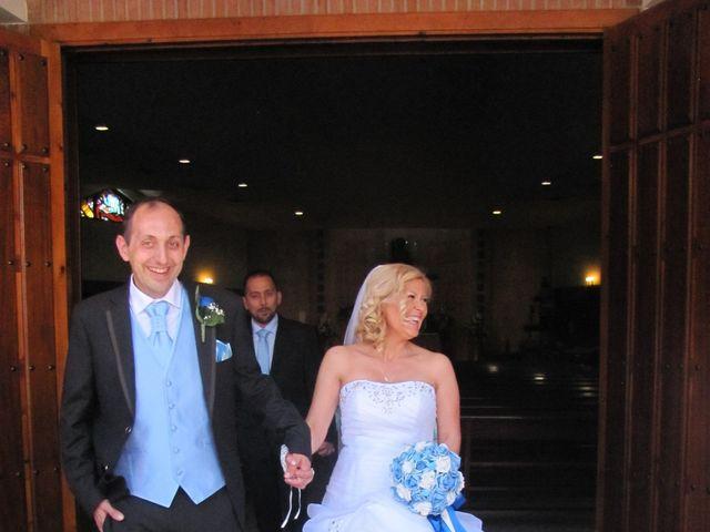 La boda de Celeste y David