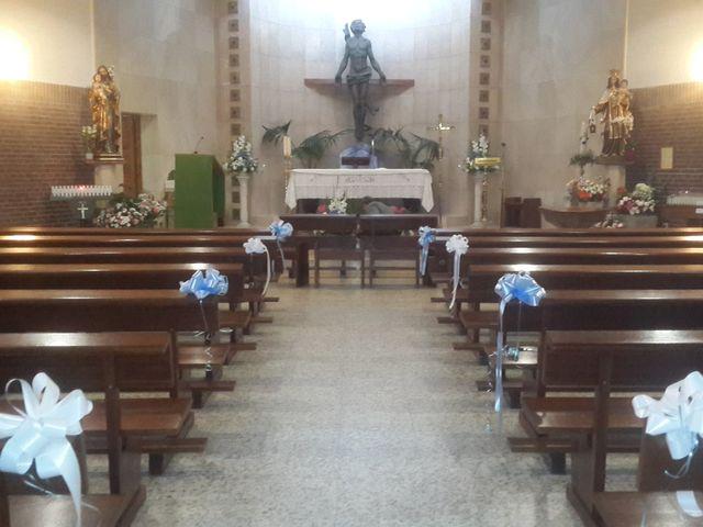La boda de David y Celeste en Móstoles, Madrid 2