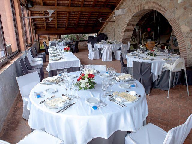 La boda de Marc y Sara en Cabrils, Barcelona 5