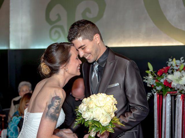 La boda de Sara y Marc