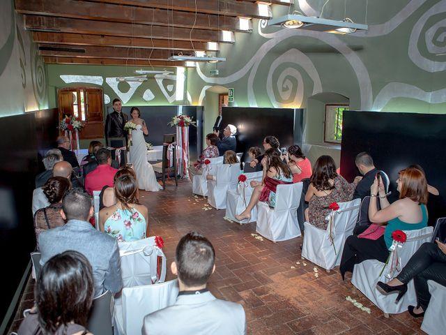 La boda de Marc y Sara en Cabrils, Barcelona 13