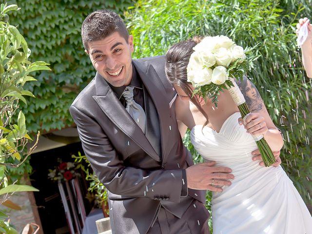 La boda de Marc y Sara en Cabrils, Barcelona 21