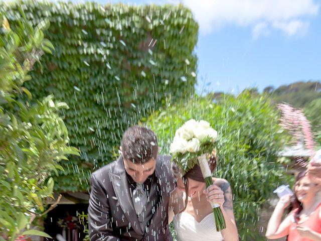 La boda de Marc y Sara en Cabrils, Barcelona 22