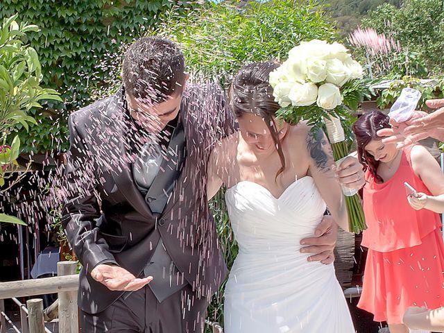 La boda de Marc y Sara en Cabrils, Barcelona 23