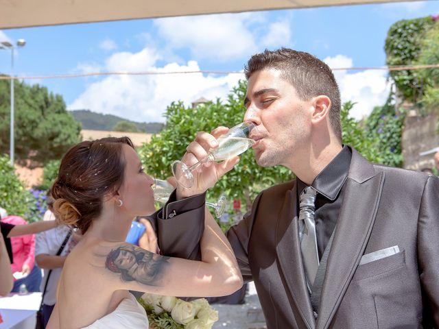 La boda de Marc y Sara en Cabrils, Barcelona 24