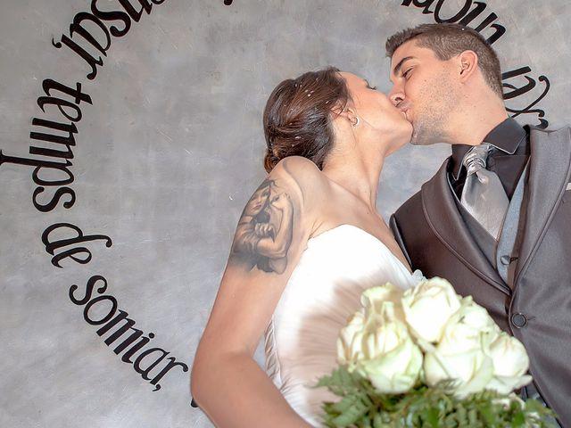 La boda de Marc y Sara en Cabrils, Barcelona 28