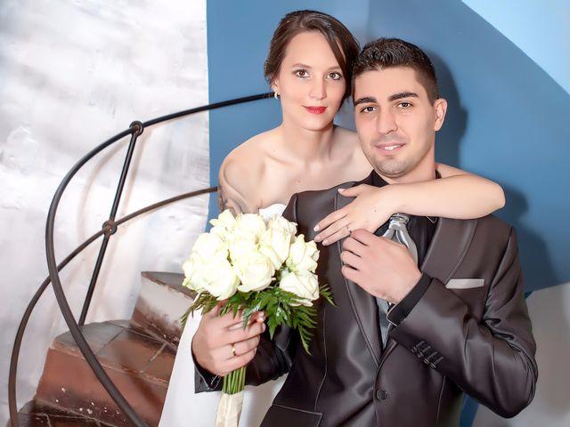 La boda de Marc y Sara en Cabrils, Barcelona 1