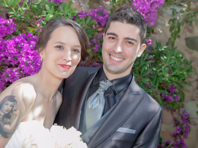 La boda de Marc y Sara en Cabrils, Barcelona 30