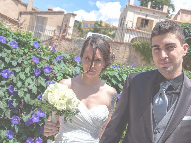La boda de Marc y Sara en Cabrils, Barcelona 32