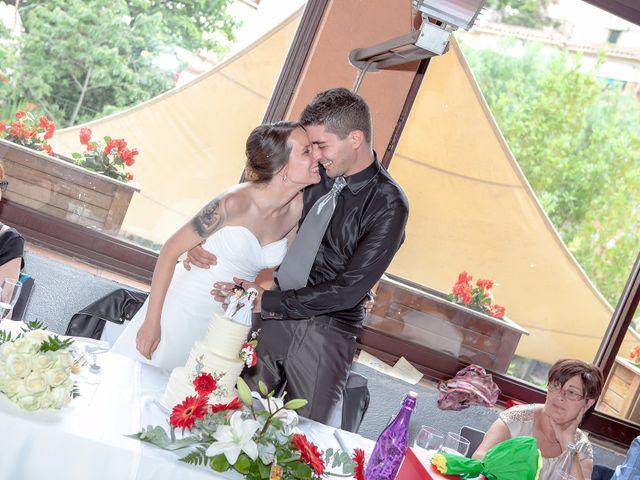 La boda de Marc y Sara en Cabrils, Barcelona 36