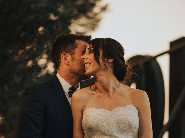 La boda de Javier  y Vanesa  en Santa Coloma De Cervello, Barcelona 2