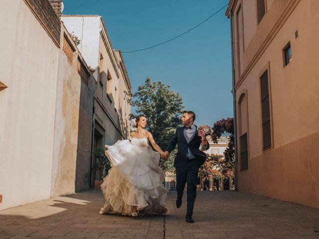 La boda de Javier  y Vanesa  en Santa Coloma De Cervello, Barcelona 5